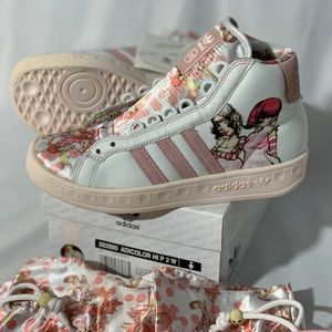 Adidas Adicolor Hi P 2 Fafi